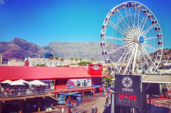 Kapstadt Tafelberg Südafrika