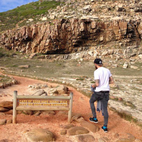 Kap der Guten Hoffnung Südafrika Kapstadt