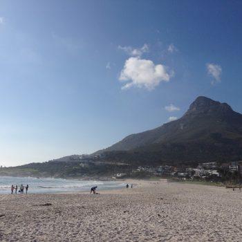 Camps Bay Kapstadt Südafrika Lions Head
