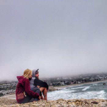 Camps Bay Kapstadt Südafrika