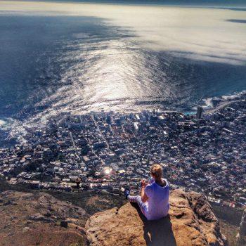 Lions Head Kapstadt Südafrika