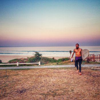 Jeffrey's Bay Südafrika