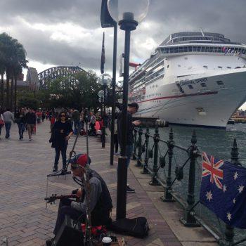 Sydney Harbour Bridge Australien