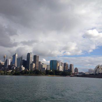 Australien Sydney Opernhaus Skyline