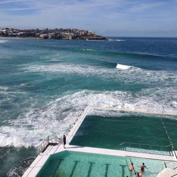 Australien Sydney Bondi Beach Bondi Iceberg